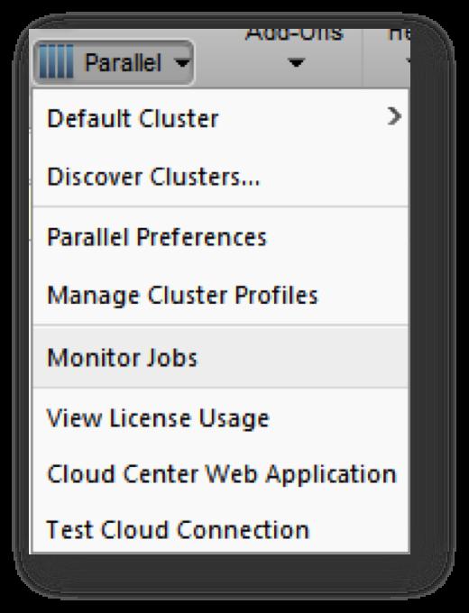 MATLAB on the cluster - LUNARC Documentation